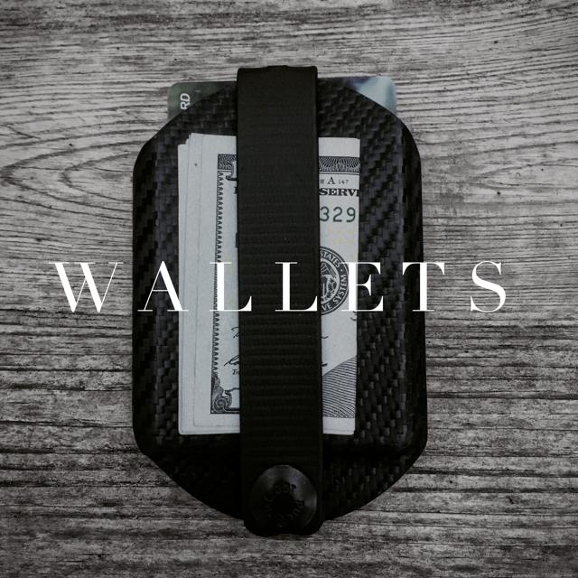 Minimalist Kydex Wallet