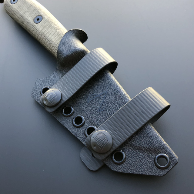 custom kydex sheaths for esee knives armatus carry solutions