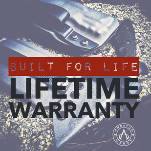 Armatus Carry Solutions Lifetime Warranty