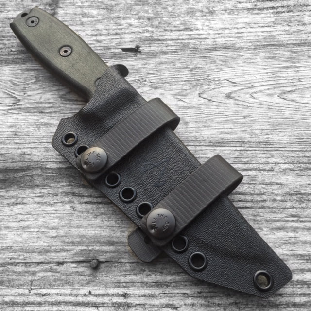 Best Custom Kydex Sheath for the Boker Coye Ridgeback