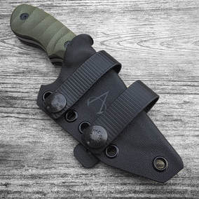 Best Boker Coye Ridgeback Custom Sheath Best Kydex Sheath